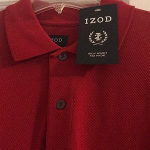 Men's new polo style IZOD shirt